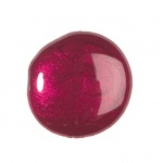 Nail Lacquer Gel Finish Mysterious Claret
